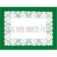 Rectangle Paper Doily