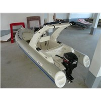 Rigid Inflatable Boat ( RIB-600S)