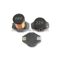 Smd Wire Wound Power Inductor