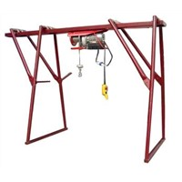 Push Electric Hoist + Frames