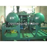 Motor Oil Filtration Plant
