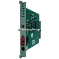 10/100M Fiber Media Converter Card
