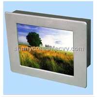 8.4 inch Panel Mount Industrial TFT LCD Monitor