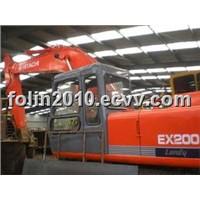 Used Excavator Hitachi (EX200-1)