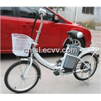 "Folding E-Bicycle 20"" (JSL-TDL012E)"