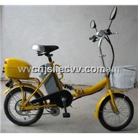 "16"" Folding Electric Bicycle (JSL-TDL012F)"