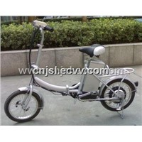 Folding Bicycle with Hub Motor (JSL-TDL012B)