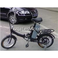 "Folding Bike - 16"" (JSL-TDL012E)"