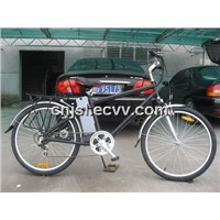 Steel Mountain Electric Bicycle (JSL-TDH038AFX)