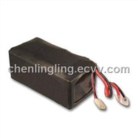 10Ah Lithium Polymer Battery with Operating Current of 5 to 10A