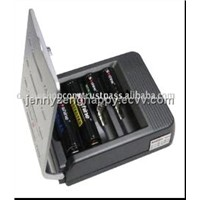 Li-ion Battery Charger SC-S1 Mix (18650/RCR123)