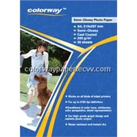 200G Semi Glossy Photo Paper (Cast Coated)