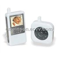 2.4Ghz Digital Video Baby Monitor( WS-DBM425 )