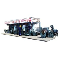 3 Stands Tandem Cold Rolling Mill