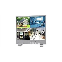 8ch H.264 Security DVR with 19