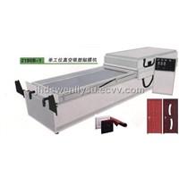 Single Step Vacuum Membrane Press Machine (AM Series)