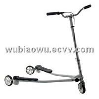Aluminium Swing Scooter