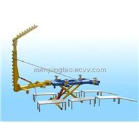 Auto Body Collision Repair Bench
