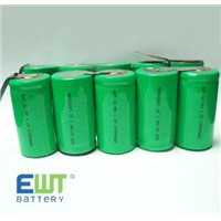 C4500mAh 12V Ni-MH Battery Pack