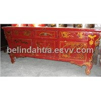 Classical Wooden TV Cabinet