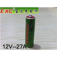 Dry Battery with CE Certification (12V-27A)