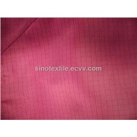 Electric Fabric - Red