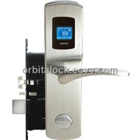 Hotel LED Display Mifare Card Lock (E3031)