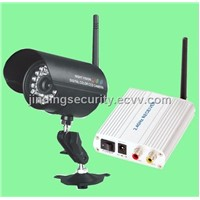 Day/Night 2.4GHz Outdoor Wireless Camera & IP Wireless Camera& Outdoor IP Camera (JD-WL6005)