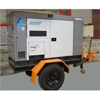 Japan Airman Soundproof Diesel Generator Set