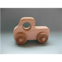 Little Maple Pickup Wooden Trucks