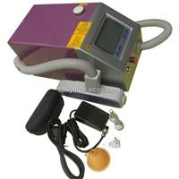 Portable ND-Yag Laser Tattoo Removal Machine