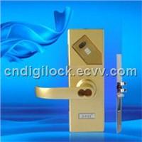 RF Card Hotel Lock (#6600-75)