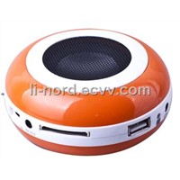 SD & USB Card Reader Speaker