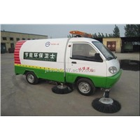 SXQS-4B Electric Road Sweeper