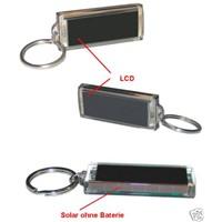 Solar Flash Key Chain