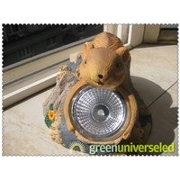 Stone Solar Garden Lamp, Solar Craft Lamp