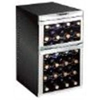 Thermoelectric Wine Cooler 24 Bottles