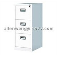 Three Drawers Steel Cabinet