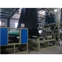 Three-Layer Coextrusion Agriculture /Geomembrane Blown Film Lines