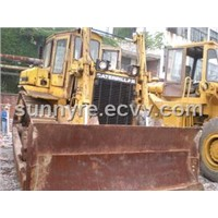 Used Cat Bulldozer (D6H)