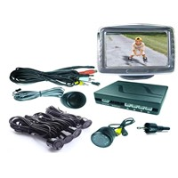 Video Parking Sensor with 3.5 inch Monitor