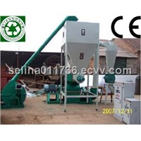 Wood Chipping and Crusher Machinery