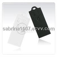Black Plastic USB Disk