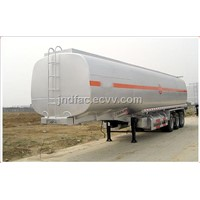 Chemical Liquid Tank Semi-Trailer - 30 CBM