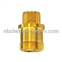 Cooper Connector in Machining Parts