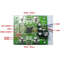 Digital Amplifier Circuit Board