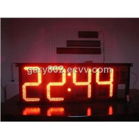 LED Time Sign