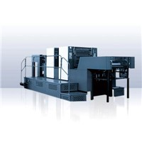 Quarto Two-Color Offset Press (PZ2660E)