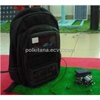 Solar Backbag (POL--B-1)