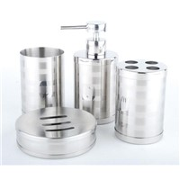 Stainless Steel Bathroom Sets, Bath Set